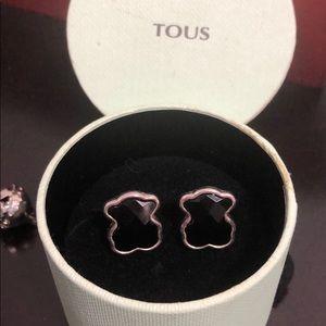 Tous earrings